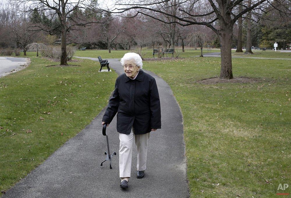 Six Centenarians