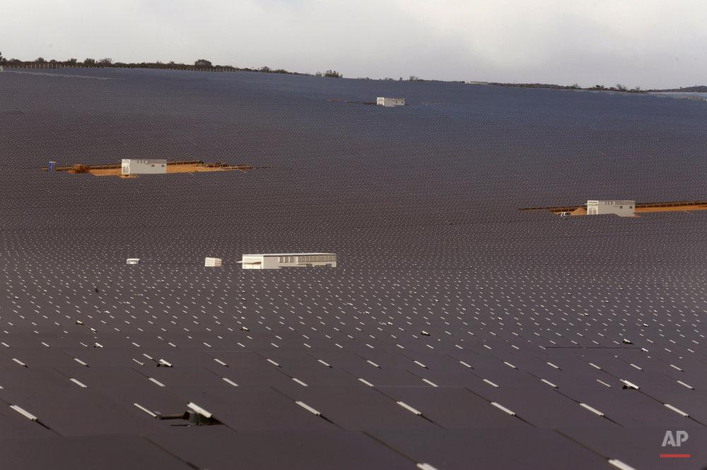 South Africa Solar Park
