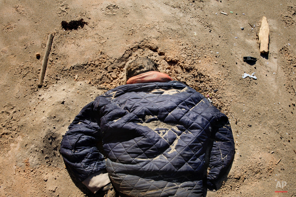 Libyan Migrant