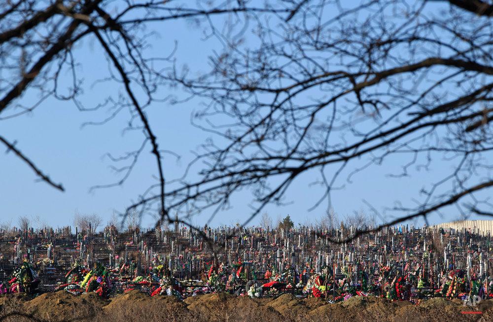 Moldova Saint Lazarus Cemetery