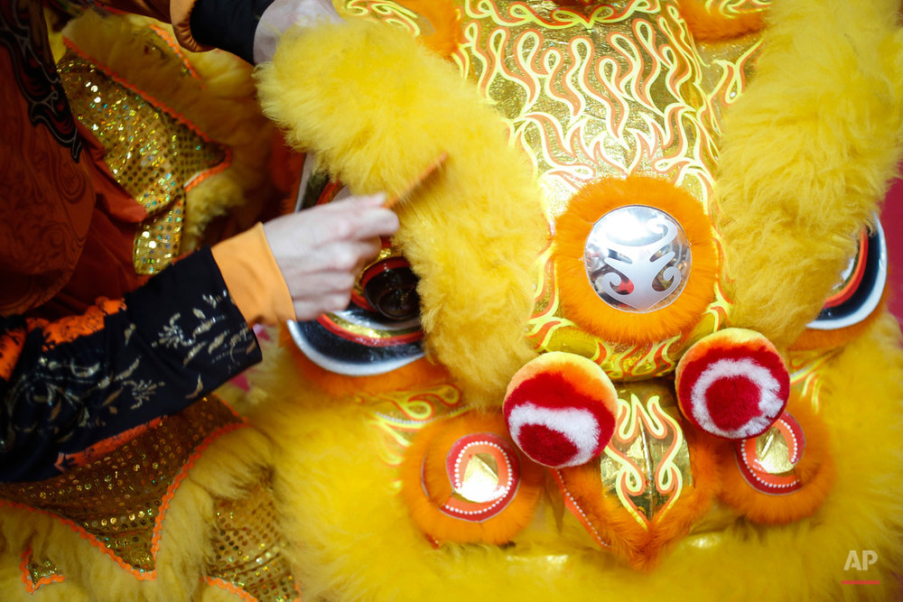 Malaysia Lion Dance Photo Gallery