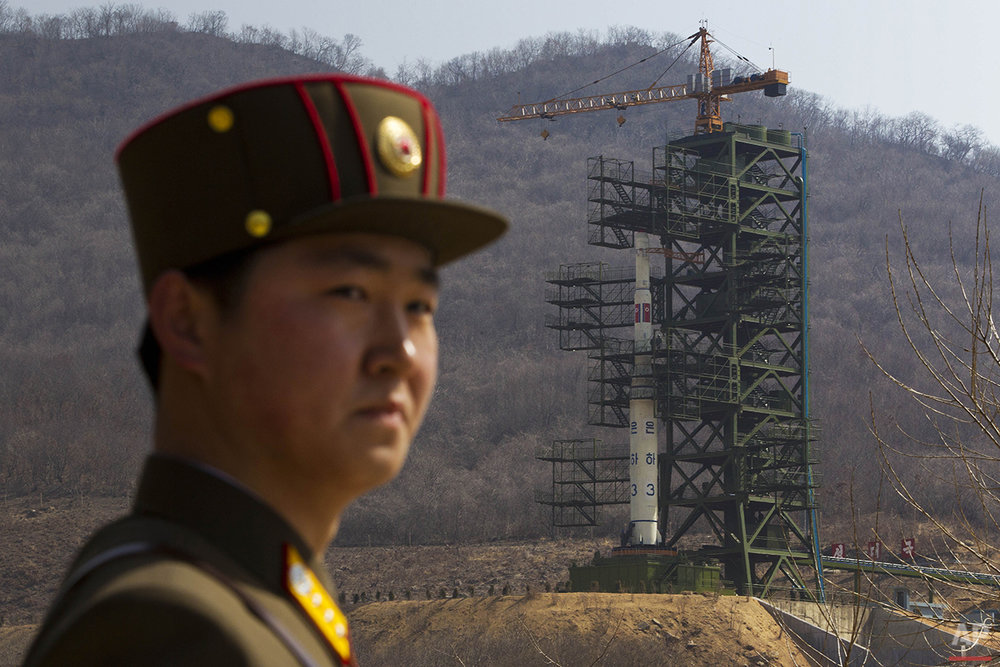North Korea Rockets Photo Gallery