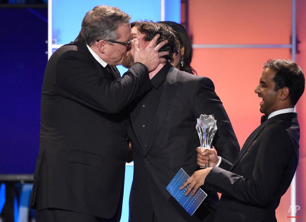APTOPIX 21st Annual Critics' Choice Awards - Show