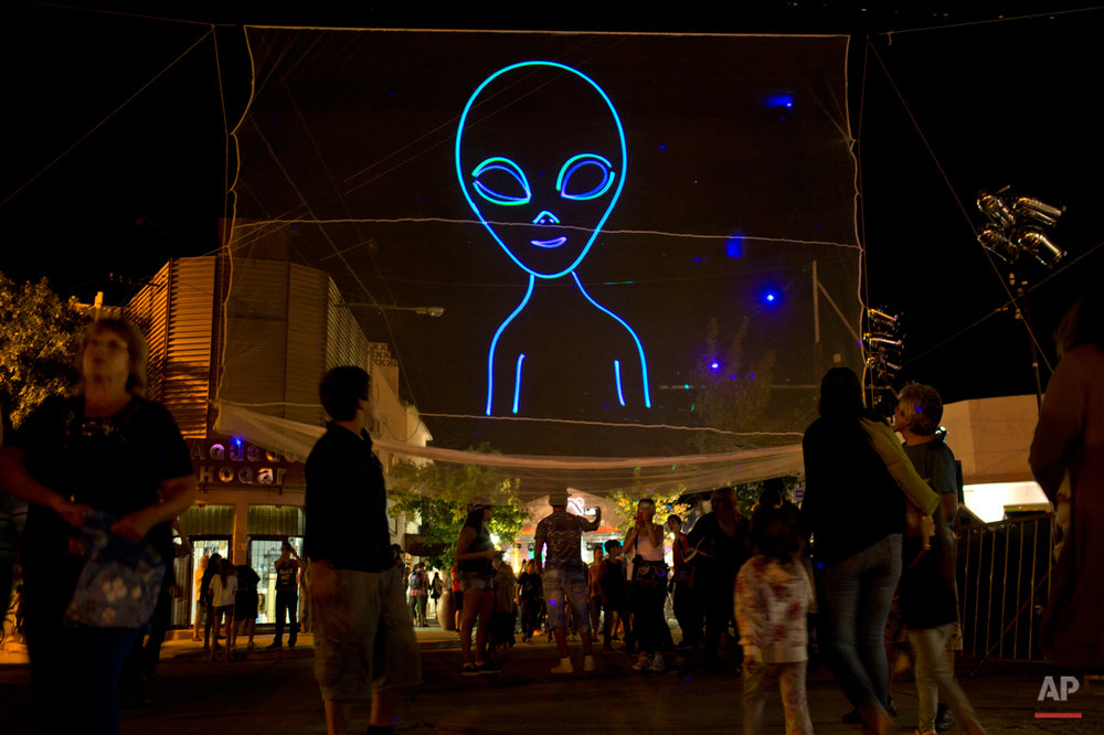 Argentina UFO Festival Photo Gallery