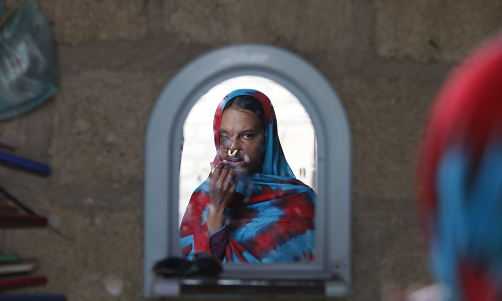APTOPIX Pakistan Being A Woman