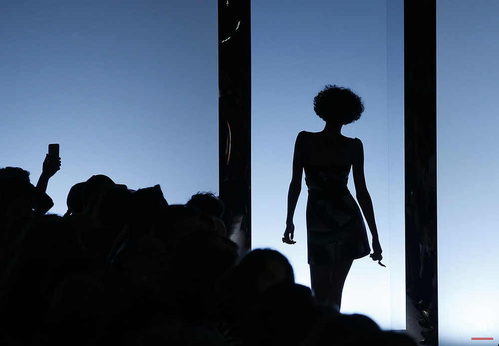 Italy Fashion Fausto Puglisi