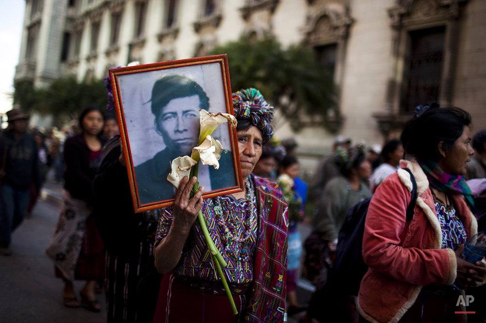 Guatemala War Victims