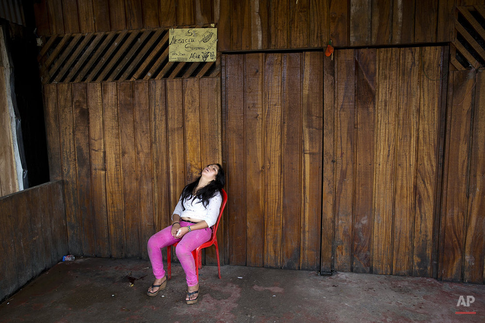 Peru Illegal Mining Photo Gallery