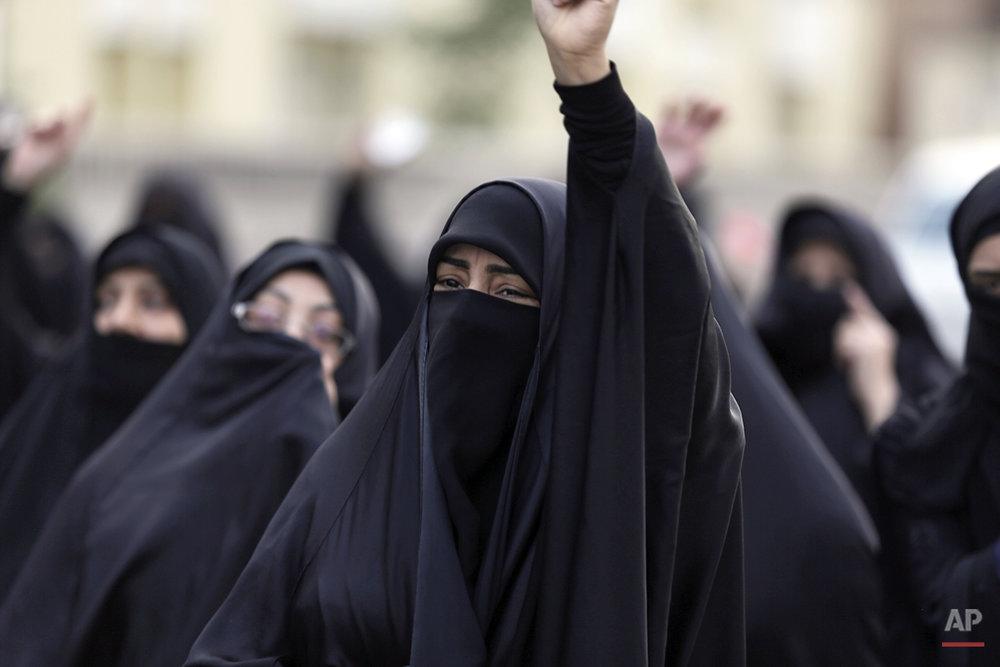 Mideast Saudi Arabia Bahrain
