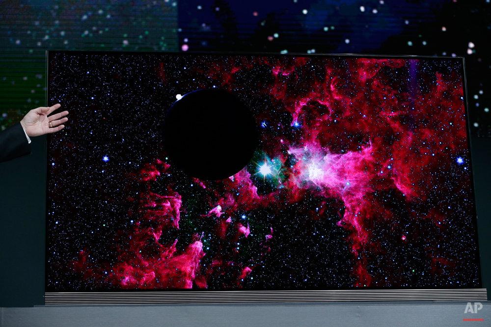 Gadget Show LG Electronics
