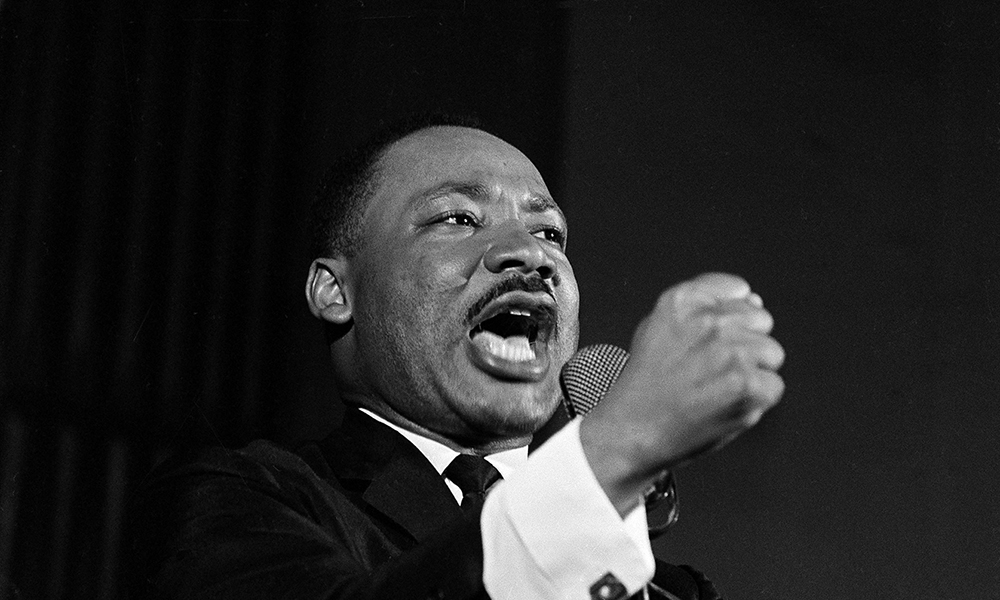 MARTIN LUTHER KING JR. SELMA