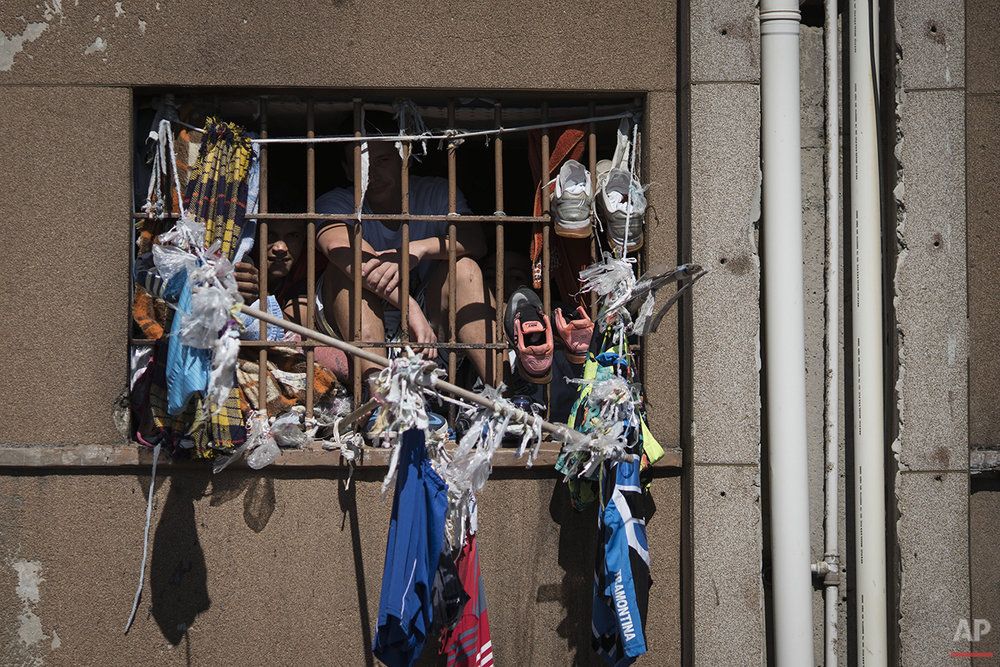 Brazil Prison Photo Gallery