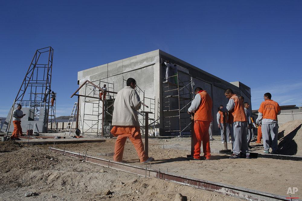 Mexico Pope Prison