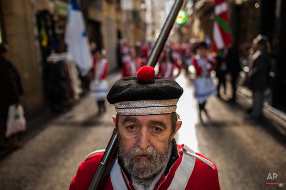 Spain La Tamborrada