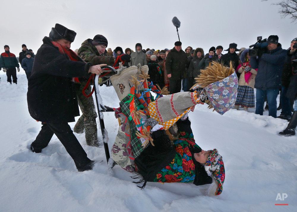 Belarus Rite Celebration