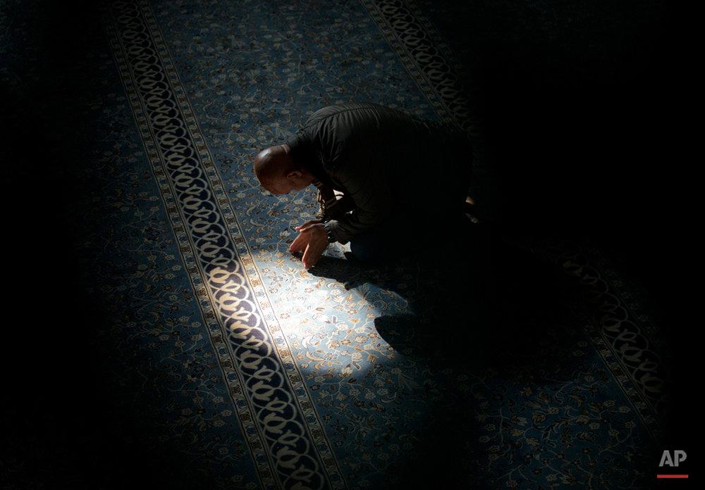 Italy Vatican Mosque