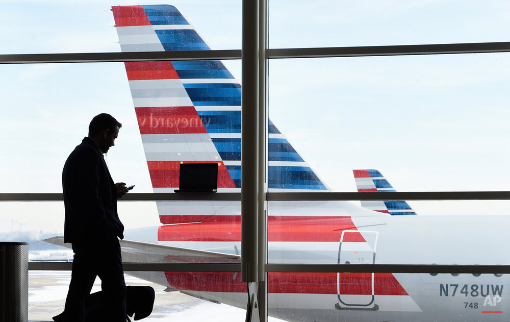 Snowstorm Flight Delays