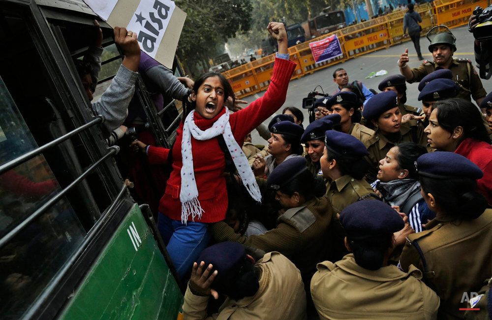 India Student Protests