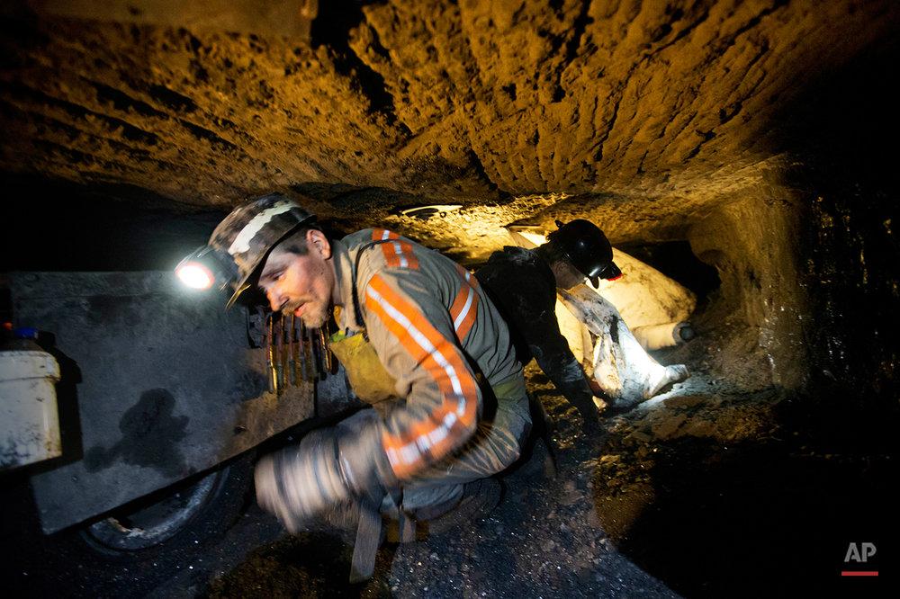 Coal Loses Its Grip