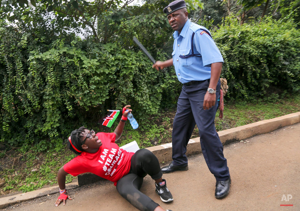 Pictures Of The Week Photo Gallery Kenya Corruption
