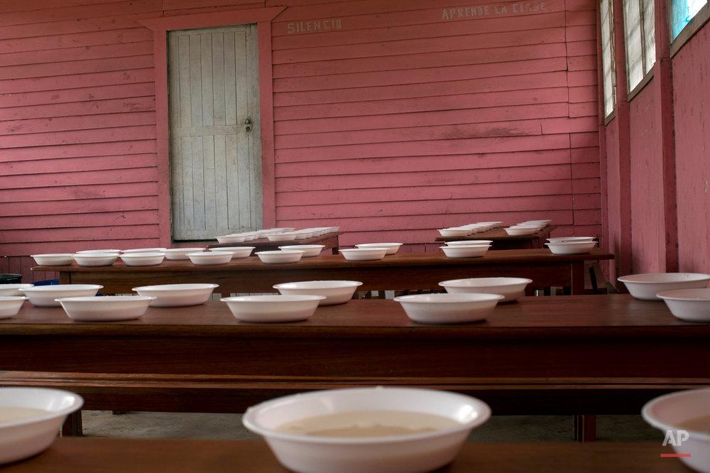 Peru Ashaninka Hunger Photo Gallery