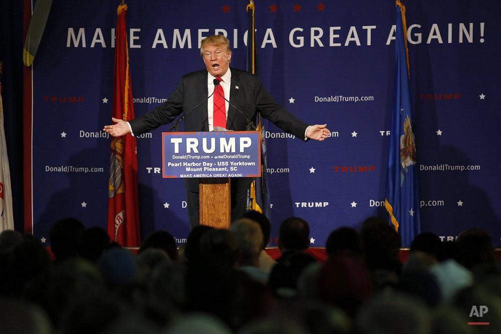 Trump Muslims Respond