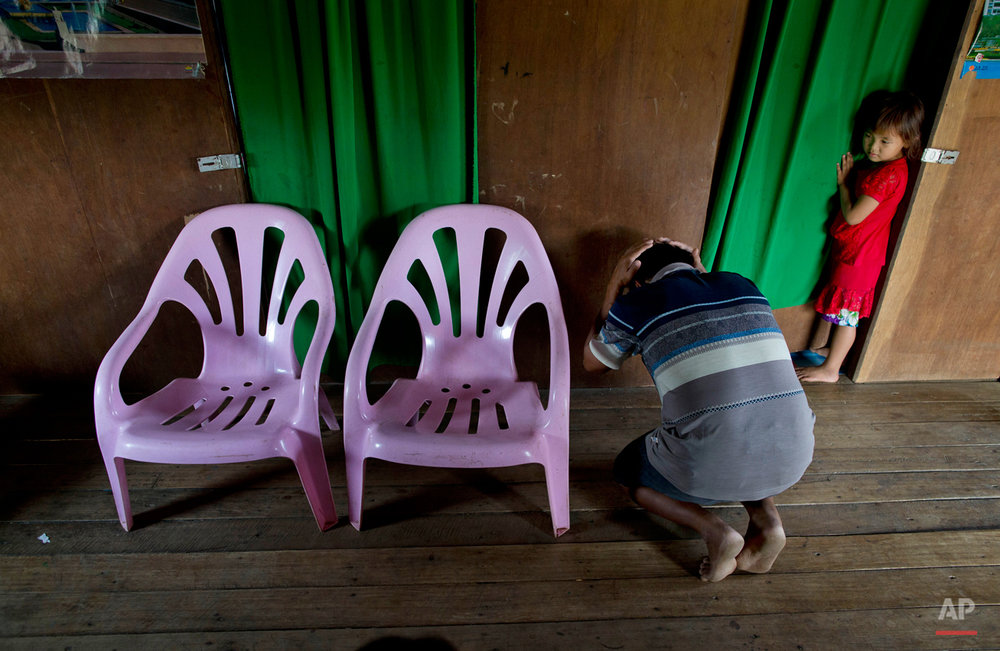 Myanmar A Father's Loss