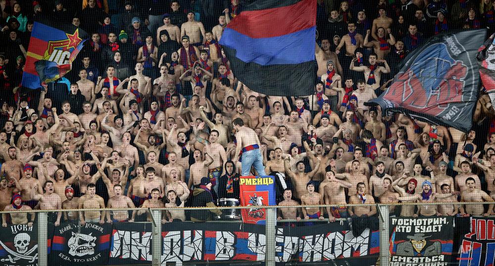 APTOPIX Russia Soccer Champions League