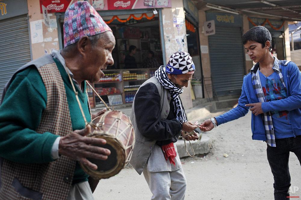 Nepal Festival of Lights
