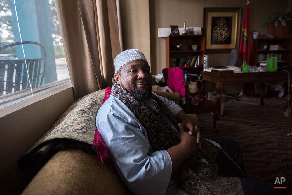 Mideast Hajj Black American Experience