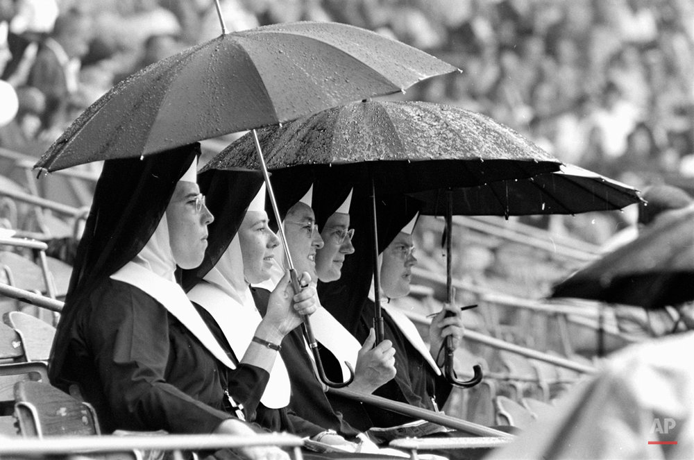 Nuns At Play 1966