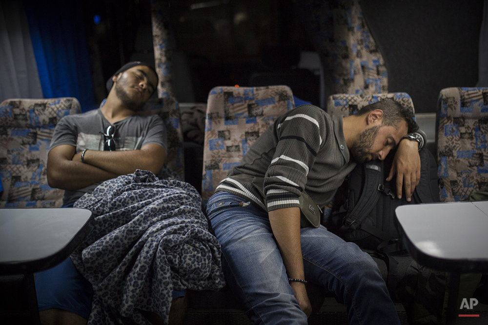 Migrants Mohammeds Journey Photo Gallery