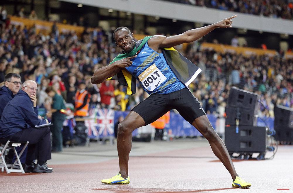 APTOPIX Britain Athletics Diamond League