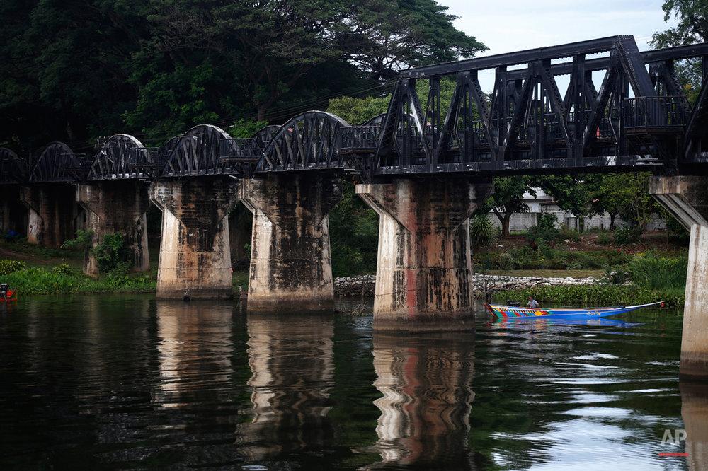Thailand Railway Man