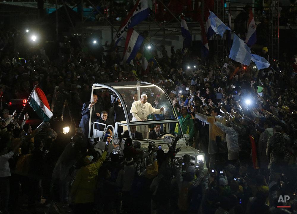 Vatican Francis Revolution