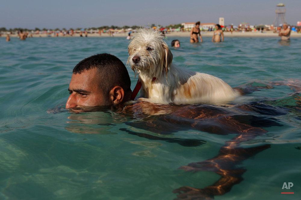 APTOPIX Mideast Lebanon Daily Life