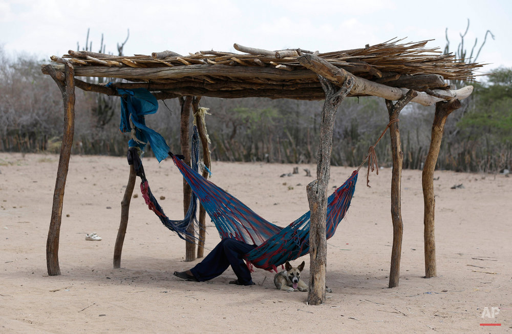 Colombia Struggling Wayuu Photo Gallery