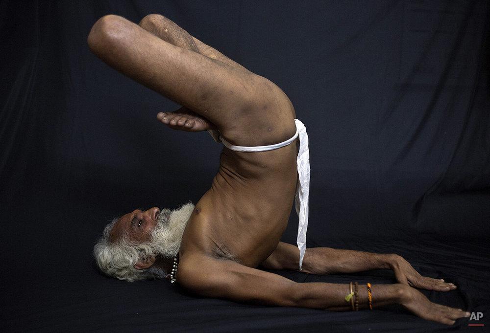 India Yogis Photo Package