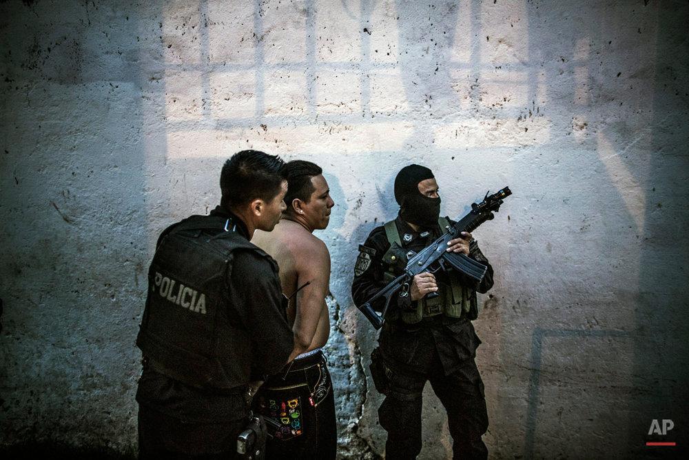 Salvador Violence