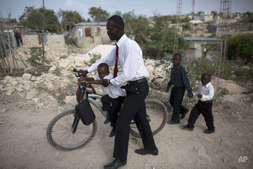 Haiti Emerging City