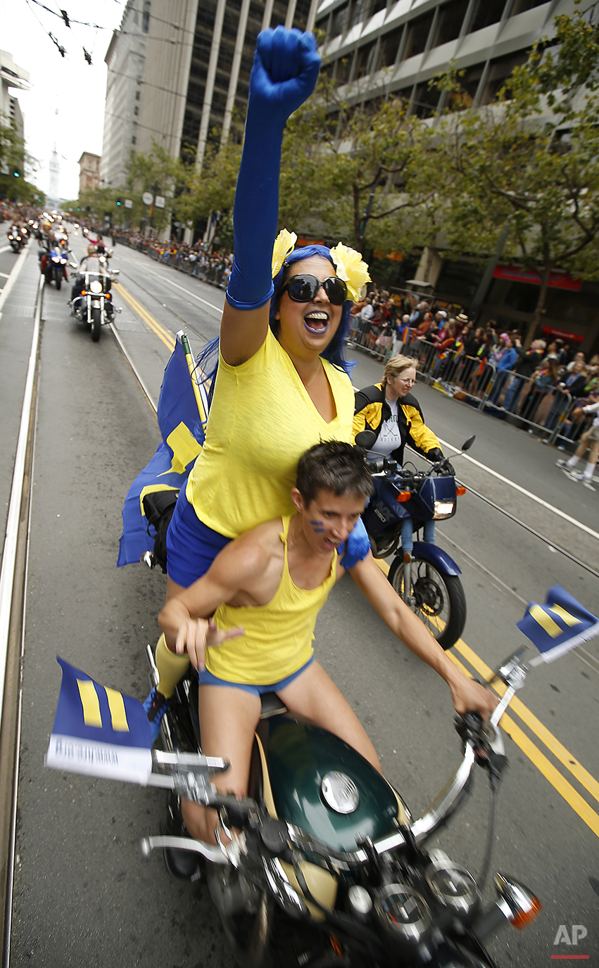 Gay Pride Photo Gallery