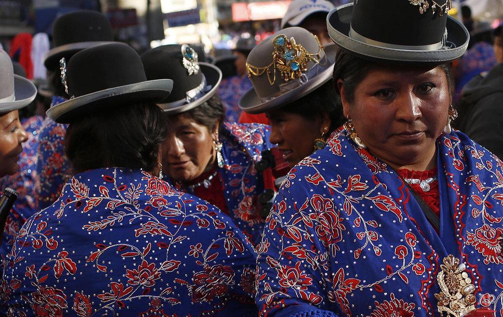 Bolivia Gran Poder Photo Gallery