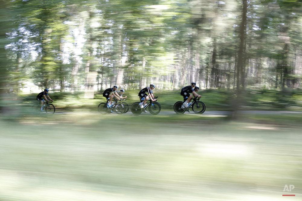 APTOPIX Netherlands Cycling Tour de France