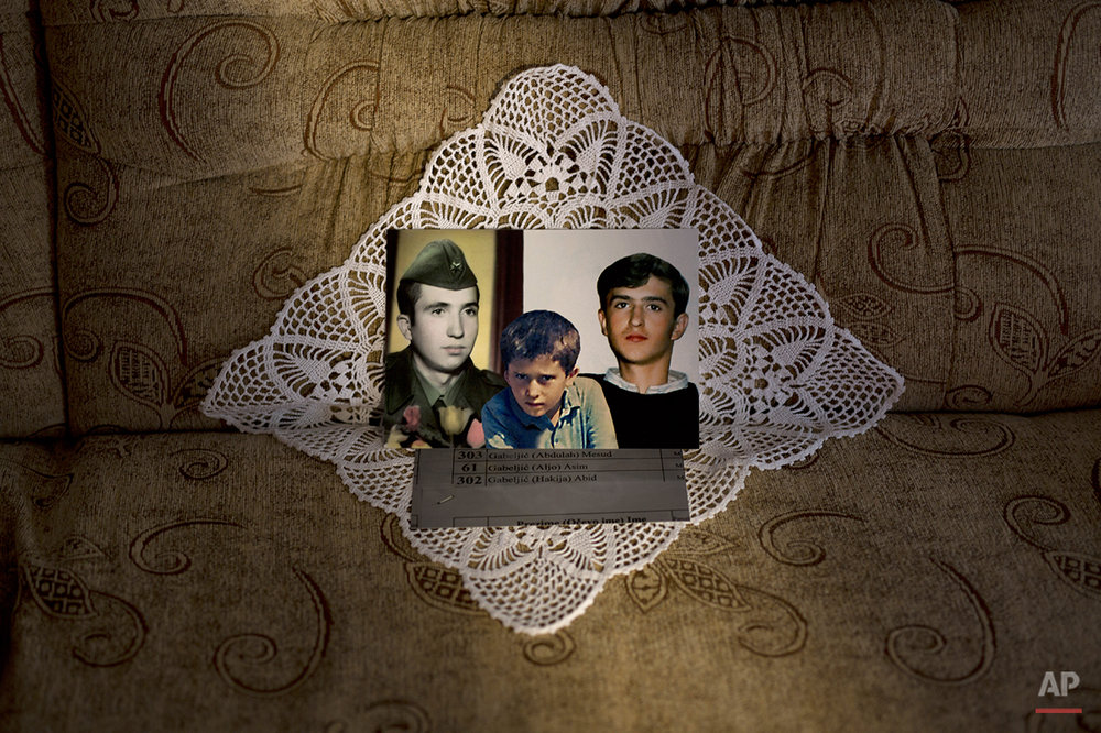 Srebrenica-Massacre Keepsakes