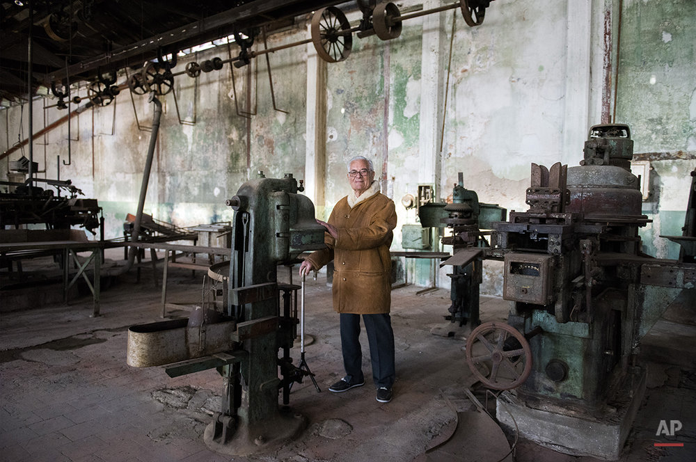 Uruguay Historic Meat Plant Photo Gallery