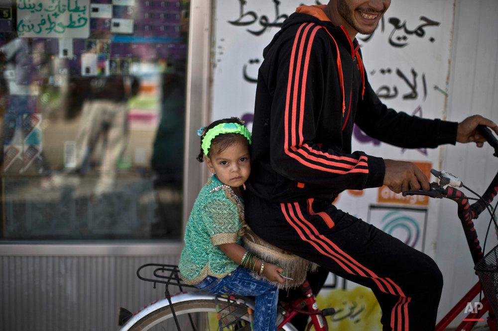Syrian Refugees Eid Al Fitr