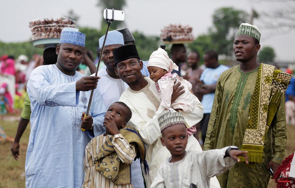 Nigeria Eid al-Fitr
