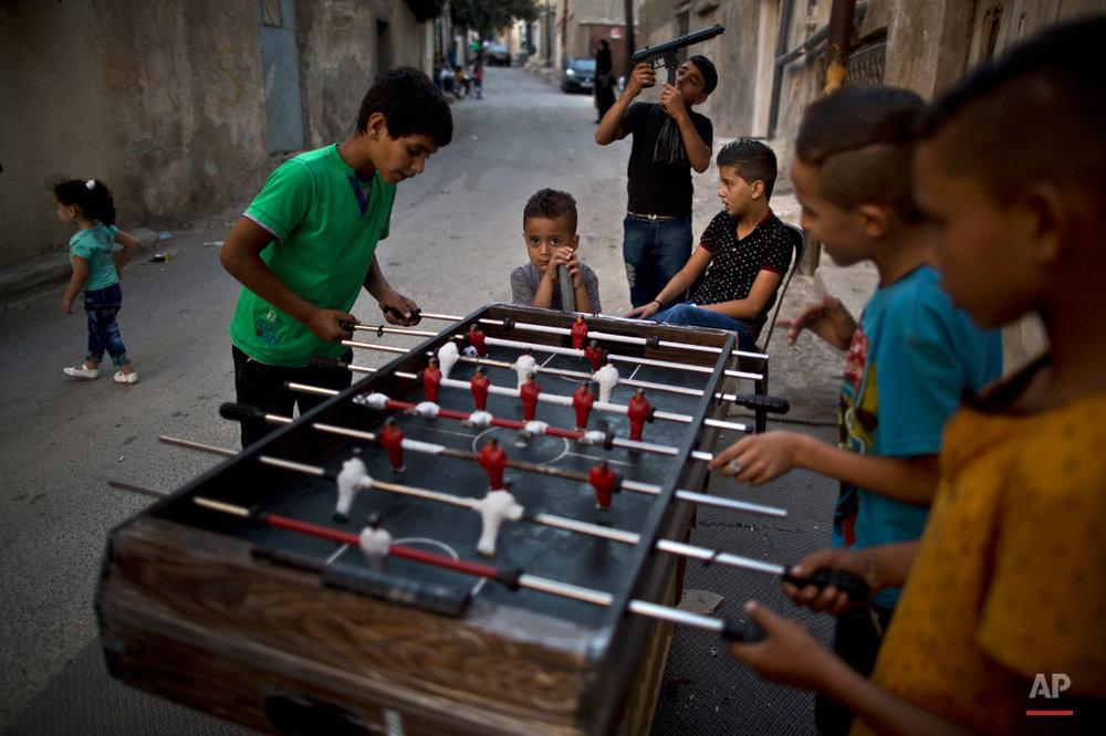 Mideast Jordan Daily Life
