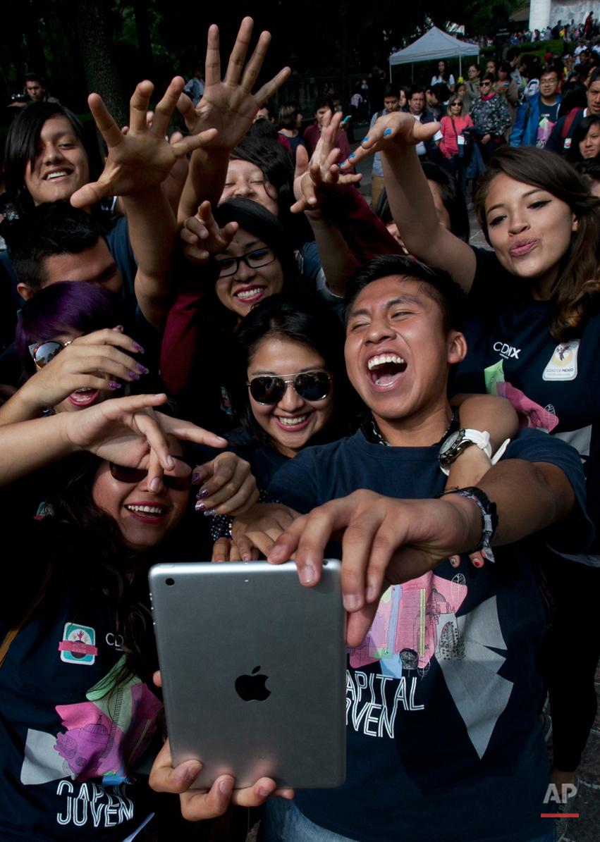 Mexico Record Selfie