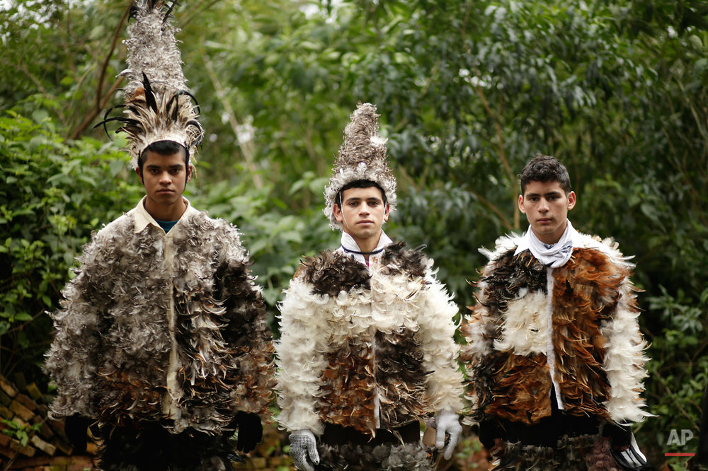 Paraguay Feather Festival Photo Gallery